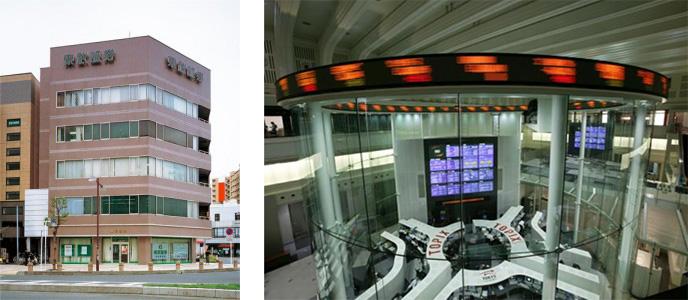 写真提供 (株)東京証券取引所